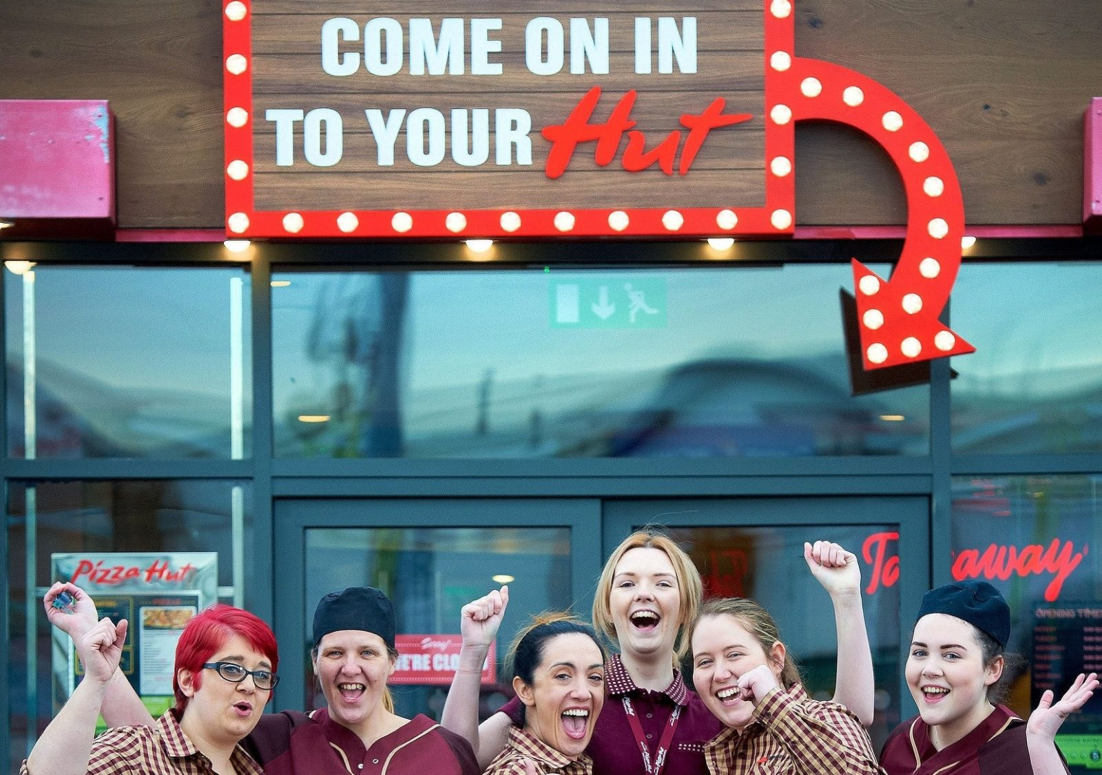 Rutland Partners Skills Minister Launches Pizza Hut