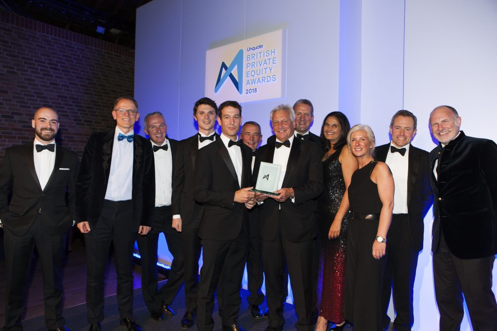 British Private Equity Awards