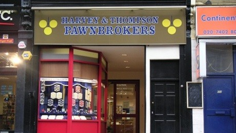 H&T Pawnbrokers