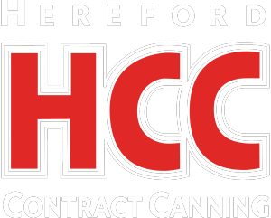 Hereford Contract Canning Logo